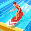 彩色冲浪者3D