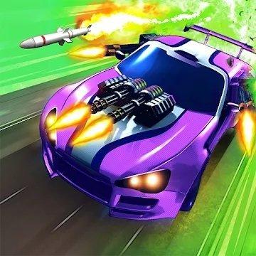 现代飞车游戏